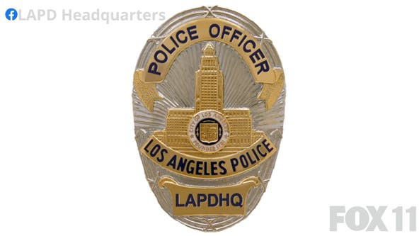 LAPD officer arrested for allegedly possessing, distributing child pornography