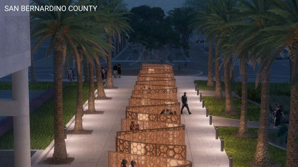 Permanent memorial plan for San Bernardino terror attack victims unveiled on 5-year anniversary