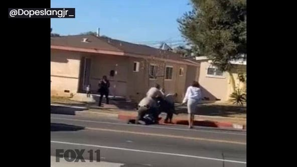 Shocking video shows deputy using Taser on man in Lennox
