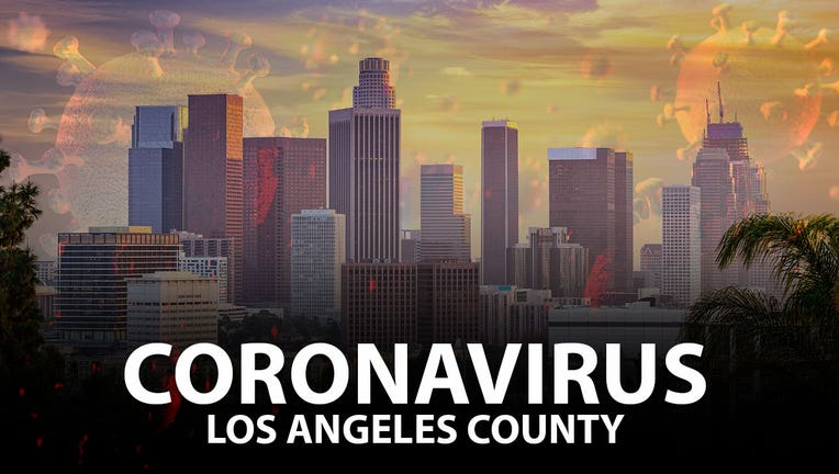 COVID-19: More than 4,400 hospitalized in LA County, 1.7% ...