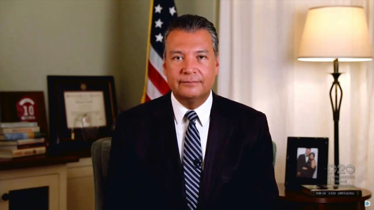 Alex Padilla reflects on `opportunity` and `responsibility` of...