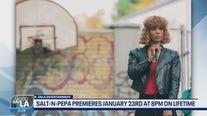 Salt-N-Pepa pushin it with a new Lifetime Biopic