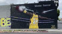 How artists are remembering Kobe and Gigi Bryant
