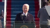 Watch President Joe Biden's full inauguration speech