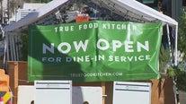 Return of outdoor dining in Pasadena leaves customers rejoicing