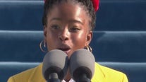 Young Los Angeles poet shines during Joe Biden's inauguration ceremony