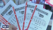 Mega Millions jackpot at $1 billion