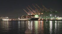 COVID-19 outbreak reported in SoCal ports