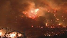 Residents in burn areas prep for Thursday's storm