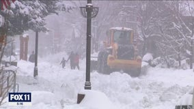 Winter Wonderland: Big Bear receives over a foot of snow