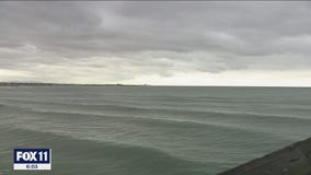 Wet winter storm slams into SoCal