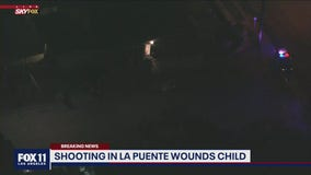 5-year-old boy wounded in La Puente shooting