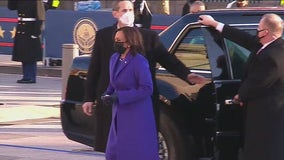 History made as Kamala Harris takes oath