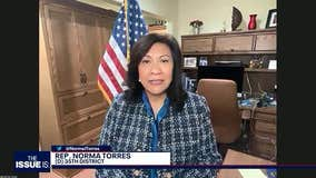 Rep. Norma Torres recounts barricading inside House Chamber during deadly riots