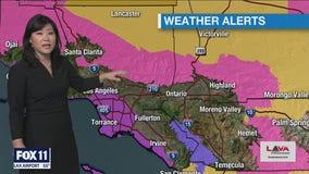 Weather Forecast: Sunday, Jan. 24