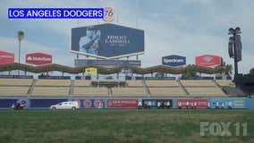 Tommy Lasorda celebration of life at Dodger Stadium
