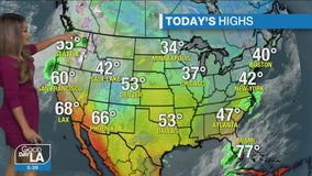 Weather Forecast for Tuesday, January 12