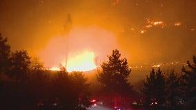 Bonita Fire: All evacuation orders lifted as firefighters make progress