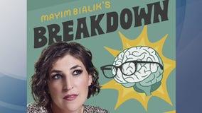Big Bang Theory's Mayim Bialik talks new podcast focused on mental health, FOX show Call Me Kat