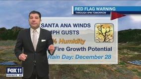 Weather Forecast: Thursday, Jan. 14