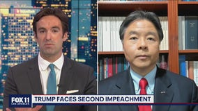 Rep. Ted Lieu among Democrats pushing to impeach President Trump for second time