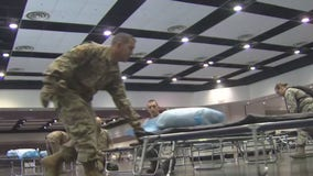 Coroner, National Guard to help with COVID-19 bodies as death toll rises