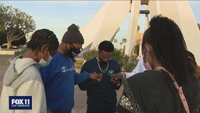 Compton community members come together hoping to end gang violence