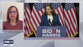 Childhood friend of VP-elect Kamala Harris speaks ahead of inauguration