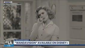 Marvel's WandaVision available now on Disney+