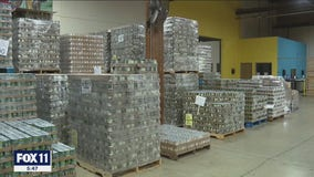 Second Harvest Food Bank of Orange County defying all odds during COVID-19 pandemic