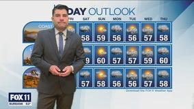Weather Forecast: Thursday, Jan. 21