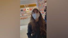 'SoHo Karen' arrested after viral video showed her tackling 14-year-old boy at a NYC hotel