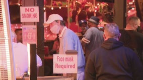 As outdoor dining resumes in LA County, health officials say TVs must remain off