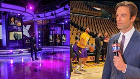 One Year Later: What it was like to cover Kobe Bryant's death