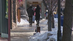 Big Bear Mountain gets hit with tons of fresh snow