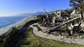 SoCal Edison reaches $2.2 billion deal with Woolsey fire victims