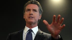 'I'm all for it': Governor Newsom, California Assembly support removing Trump