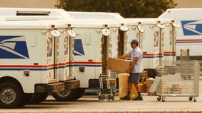 USPS temporarily removes, suspends mail collection in some major cities ahead of inauguration