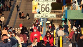 COVID-19: Out of abundance of caution Santa Monica Pier to temporarily close on weekends