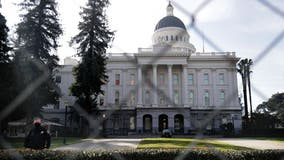 California spent $19 million to shield state Capitol from protests
