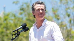 Newsom stands with President Biden, calls to 'end this uncivil war'