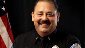 Garden Grove police lieutenant dies from complications of COVID-19