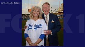 Sandra Scully, wife of Dodgers icon Vin Scully, dies at 76
