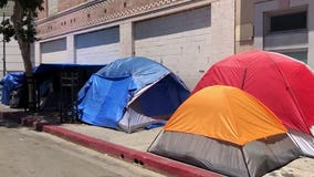 Skid Row homeless community sees first major surge in COVID-19 cases