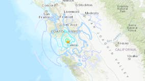 4.2 quake felt across Bay Area
