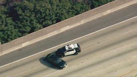 Deputies use PIT maneuver to end pursuit in Norwalk area