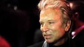 Illusionist Siegfried Fischbacher of Siegfried & Roy dies at 81