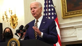 Biden, Harris hear GOP pitch for smaller COVID-19 relief package