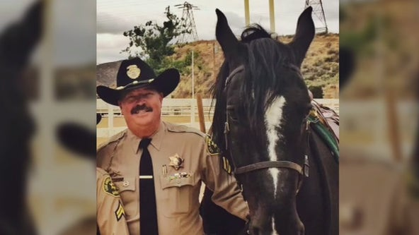 Widow of slain LASD Sergeant says Gascón 'doesn't understand how much he's hurting the victims'