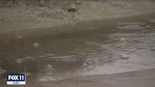 OC residents on high alert, preparing for potential mudslides